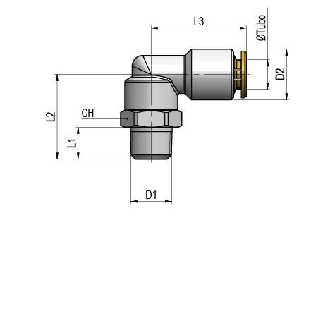 MP15 06 M8x1