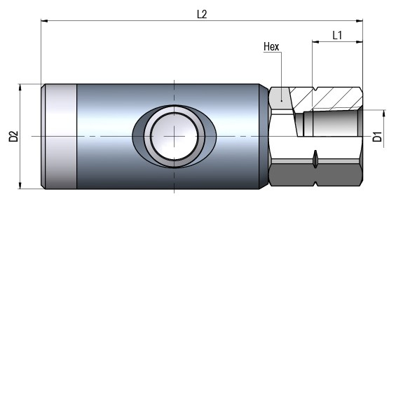 PU42-120038 SWIVEL