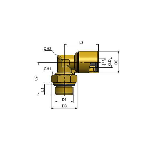 MT16 06 M10x1