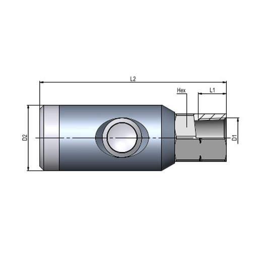 PU44-120012 SWIVEL