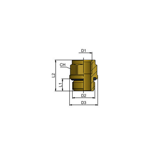 RT15 M16x1,5 M22x1,5