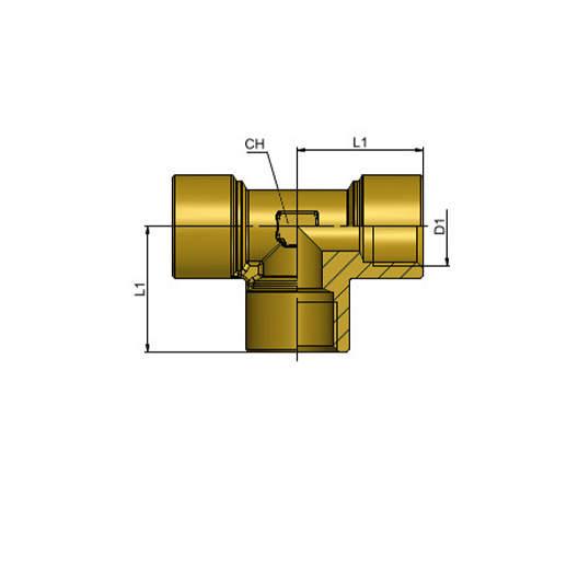 RT23 M16x1,5 M16x1,5