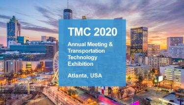 TMC 2020: Annual meeting & transportation technology exhibition.
